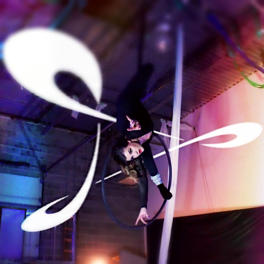 Utah Aerial Hoop Performance