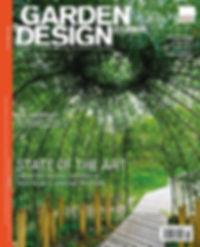 La sphère nourricière Couverture Garden Design Journal N173 Novembre 2016 - Manon Bordet Chavanes,  Marie Brégeon, Johann Laskowski Paysagistes Festival Art, Ville et Paysages d'Amiens
