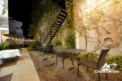 Casa Cultural jardines