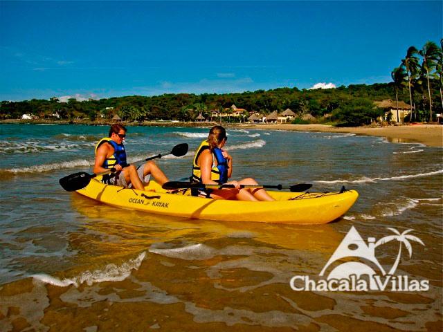 Chacala Villas activities