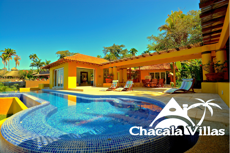 Villa Malinali 2 in Marina Chacala