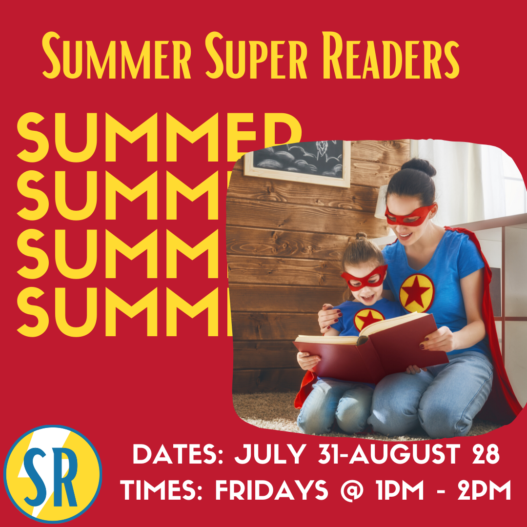 Part 2: Super Readers Early Literacy