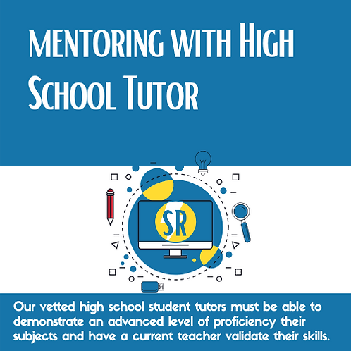 Tutoring with High School Tutor