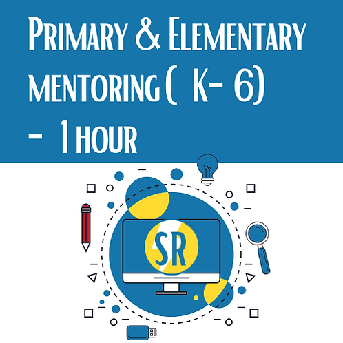 1 Hour Primary & Elementary Mentoring