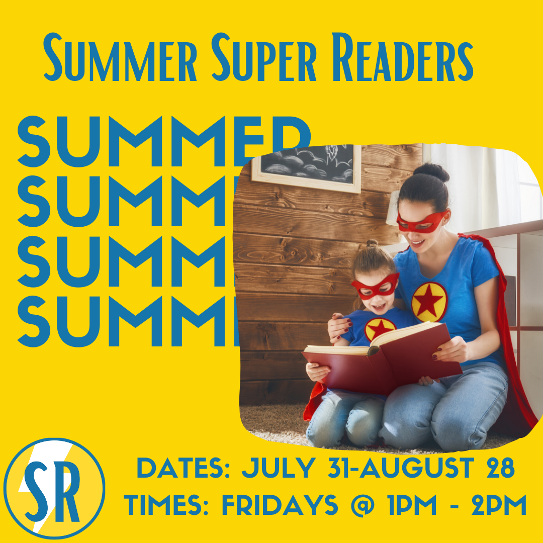 Part 1 & 2: Super Readers Early Literacy