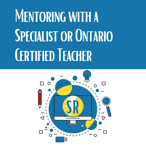 Specialist or OCT Mentoring