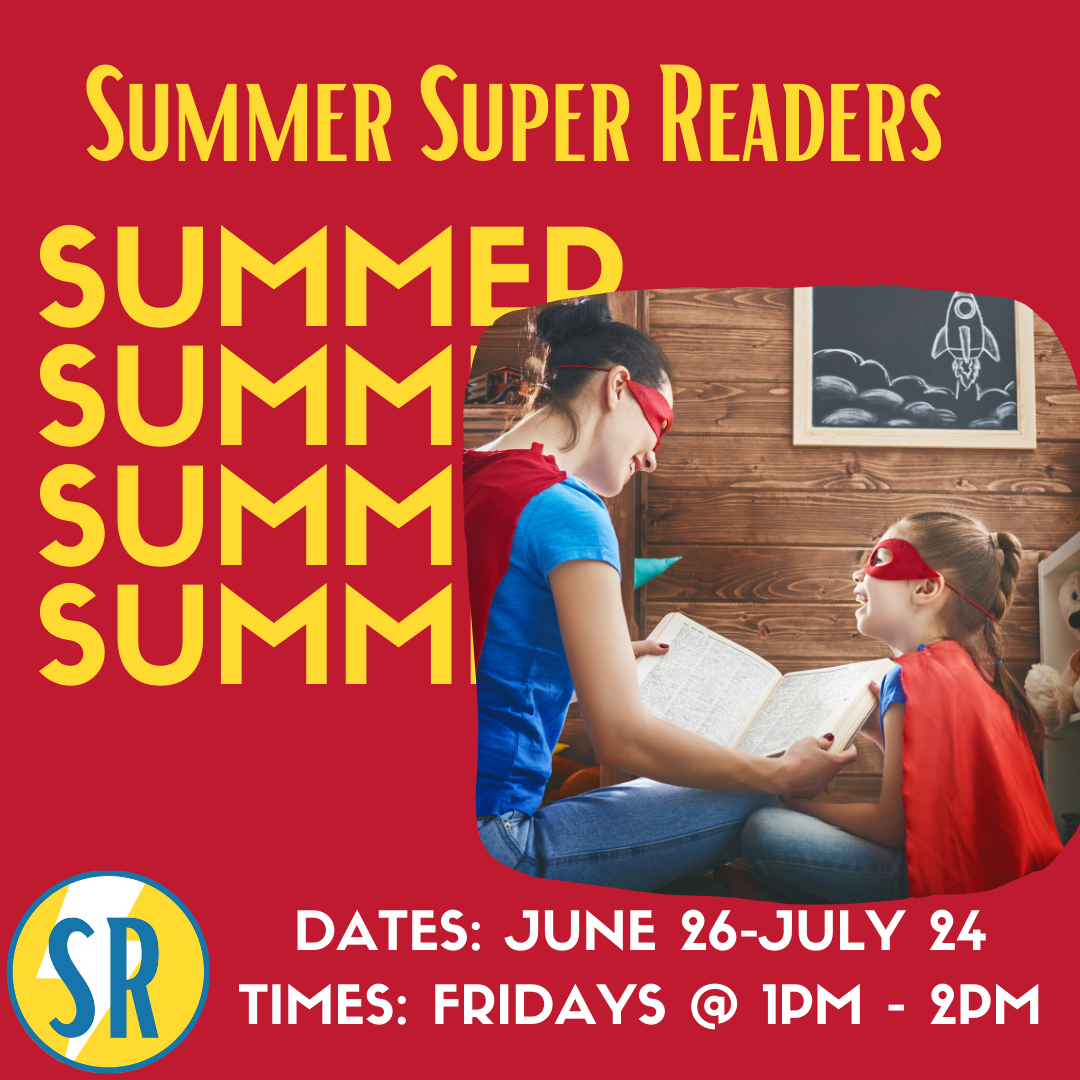 Part 1: Super Readers Early Literacy