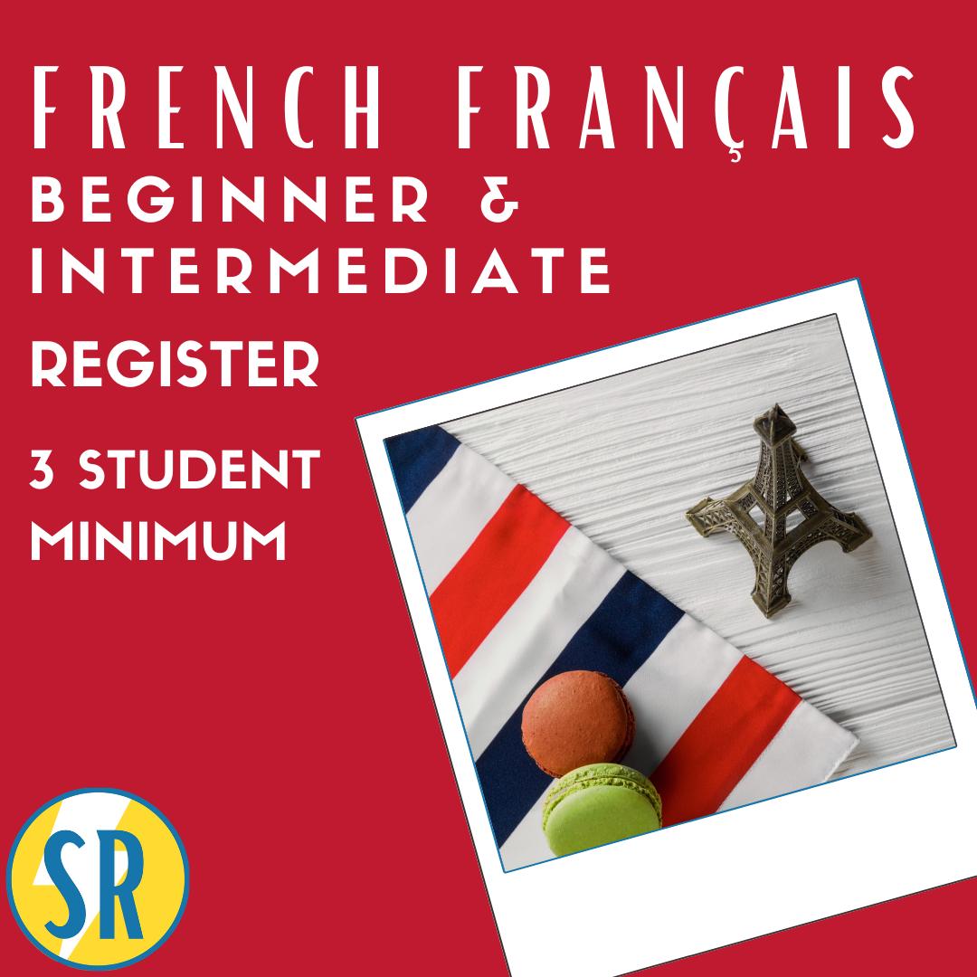 French Beginner & Intermediate