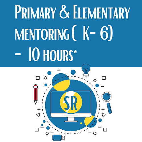 10 Hours - Elementary Mentoring