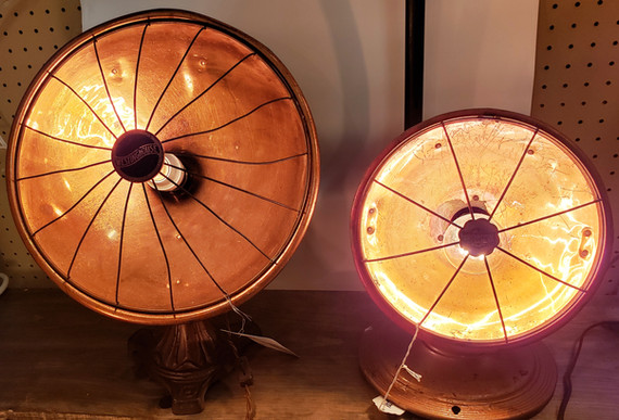 Heater Lamps