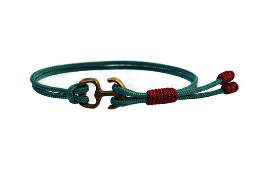 Bracelet ajustable MINI TEAL