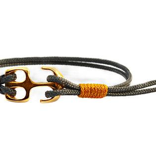 Bracelet ajustable MINI CHARCOAL GREY