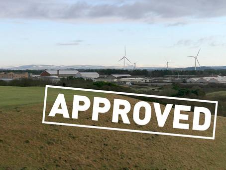 Full planning consent achieved for GlaxoSmithKline's Irvine Site