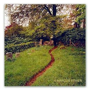Path in Saint Mary the Virgin Churchyard