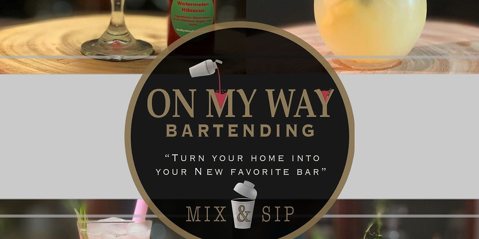 Mix&Sip Yum Yum Gimme Rum Mixology Class (Tiki Cocktails!)