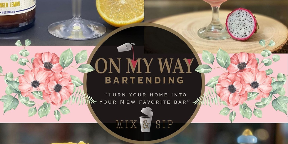 Mix&Sip: Mother's Day Edition