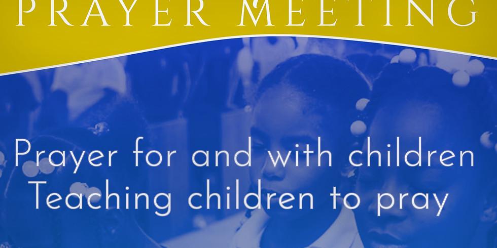 Champion Prayer Meeting