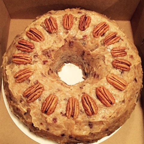 German Chocolate Cake (Store Pick up only)
