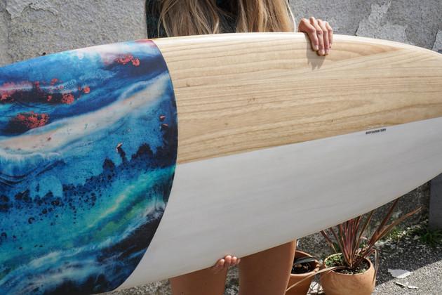 zee van gils underthezee arbo surfboards