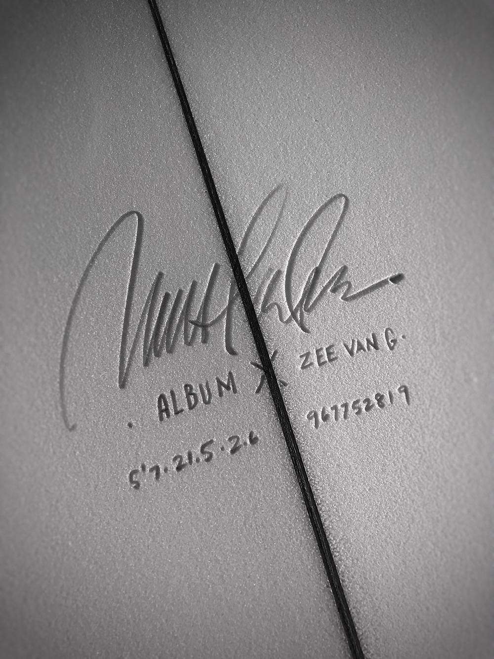ALBUM X ZEE (photo by Matt Parker)