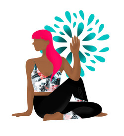 Yoga icon for Island Feather
