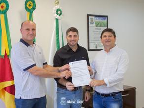 Não-Me-Toque recebe emenda de R$ 250 mil do Deputado Pedro Westphalen