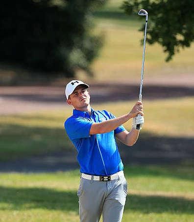 Elliot Harding - PGA Pro