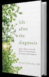Steven Pantilat's new book Life After The Diagnosis