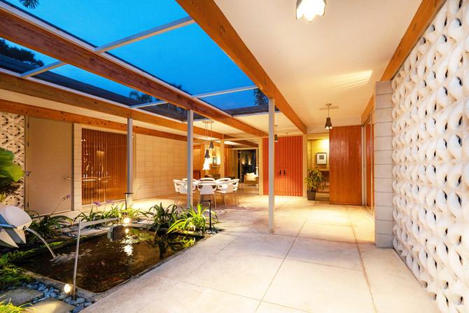Coach House   Sarasota School of Architecture on Siesta Key