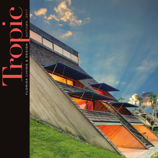 READ: Morgan House in Tropic Magazine