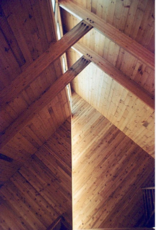 Morgan House Detail