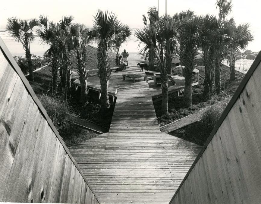 Morgan Beachfront Deck + Terrace