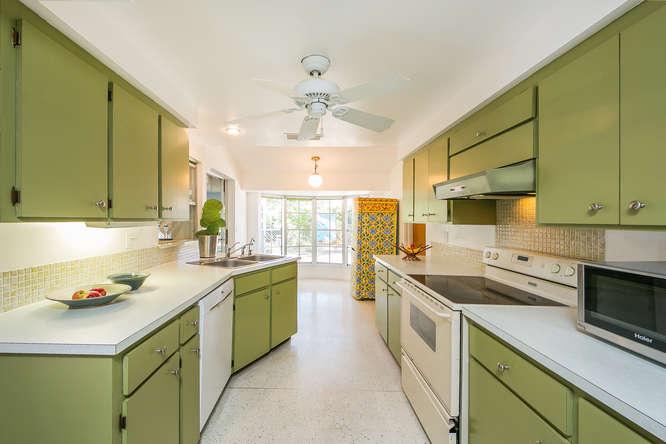 1969 Ruth Richmond Designed Kitchen