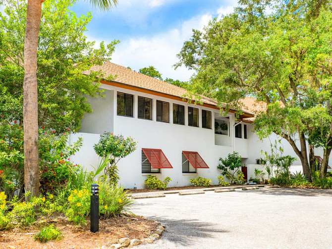 Seibert Architects - Designed Sarasota Condo with Art Studio $255K