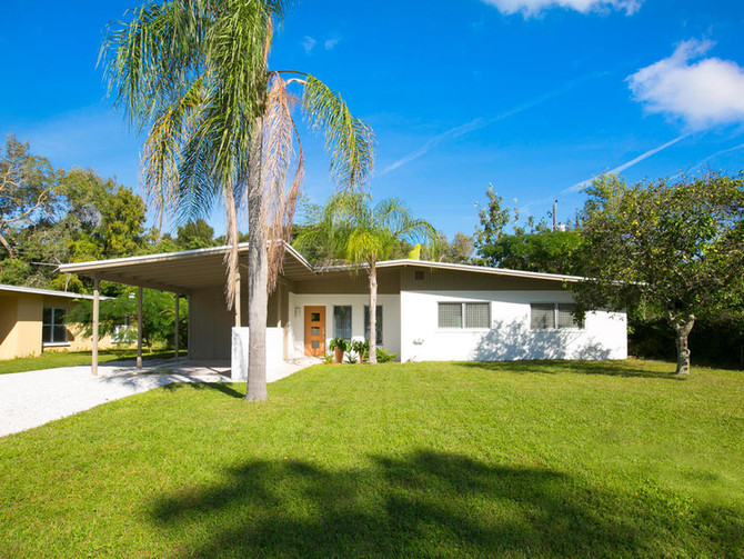 Sarasota mid-century: Greenbriar neighborhood