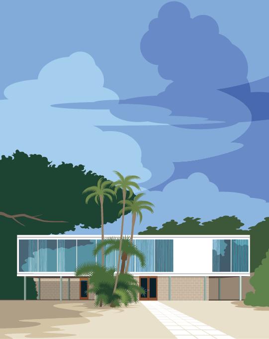 Hiss Studio, designed by Tim Seibert.