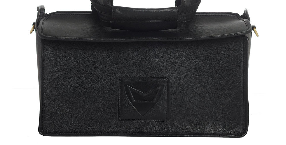 The Grooming Tote Black