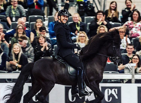 Congratulations to our Marise Rider Nils Christian Larsen