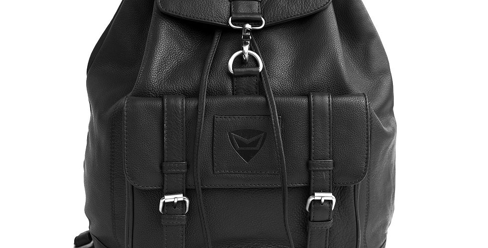 The Grooming Backpack Black