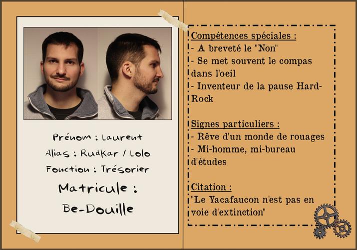 Passeport Be Douille
