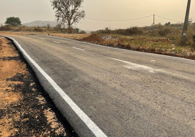 Jampur builds first road in Nigeria based on innovative technology