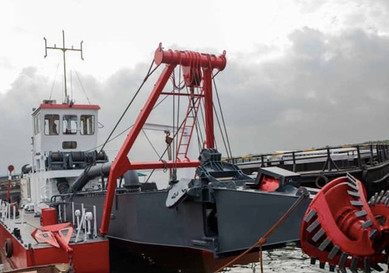 Jampur adds two dredgers to its fleet