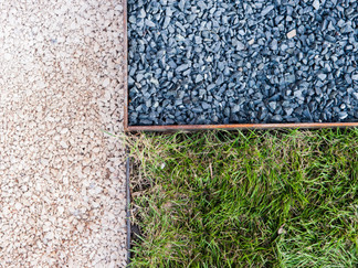 Comparing Gravels for Landscape Installation