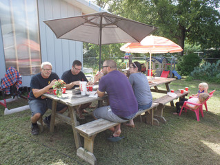 Thank You: OES BBQ and Client Review