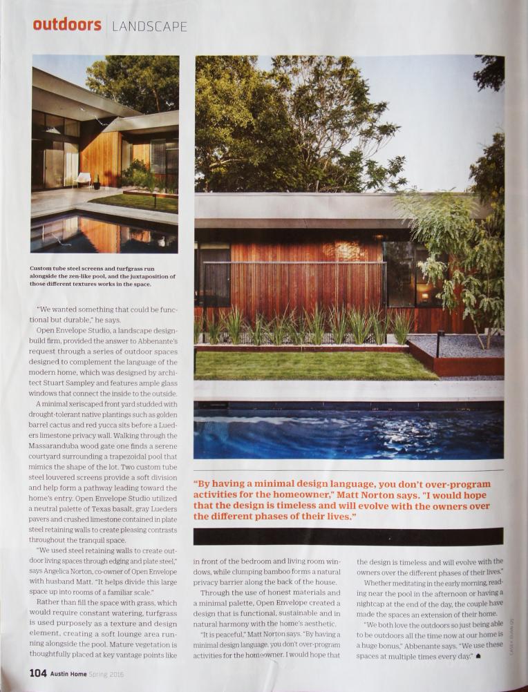 Austin Home Magazine