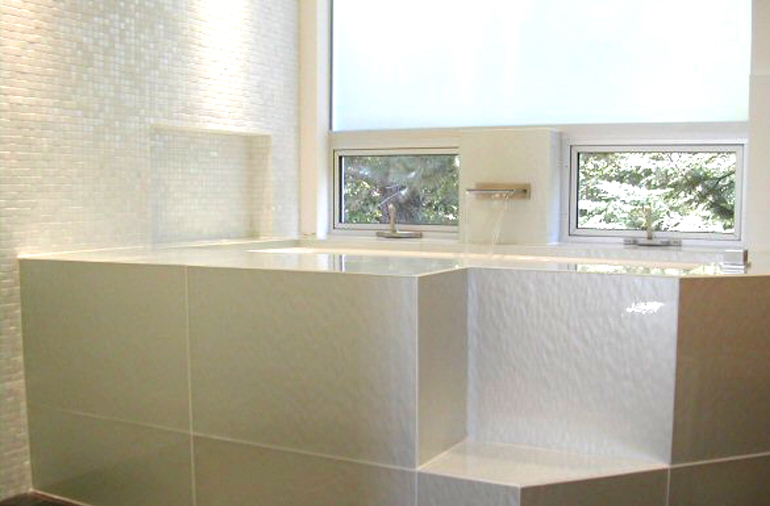 Large Format Glass Tile