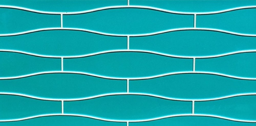 Glass Tile Simplicity Shapes