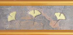 Ginkgo Leaf Border - 4x12