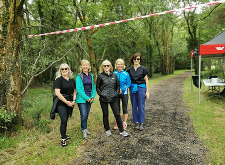 170 Enjoy Supporting Road to Roundwood's First Fundraising Event