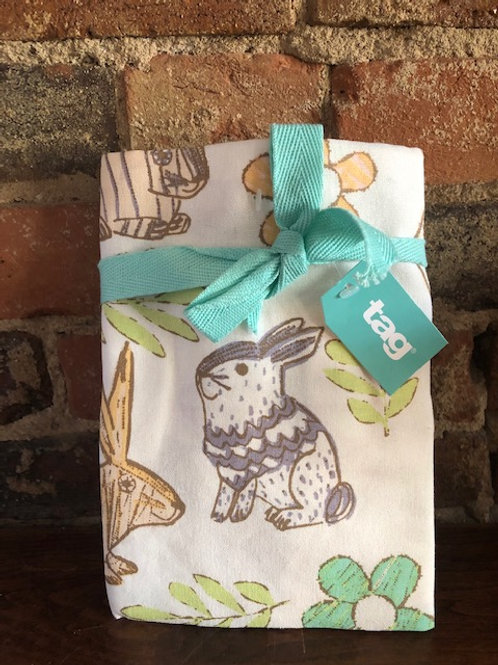 Easter  kitchen towels/Set of 2 by Tag